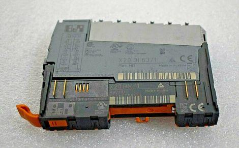 B&R X20-DI-6371 + X20-BM11 + X20-TB12 I/O MODULE X20DI6371